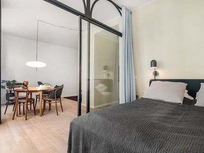 Photo for Apēron Apartment Hotel | 24/7 service | Prime Location | One-Bedroom Apartment A