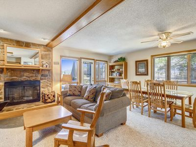 Photo for North Valley View is a spacious town home in the heart of Canaan Valley.