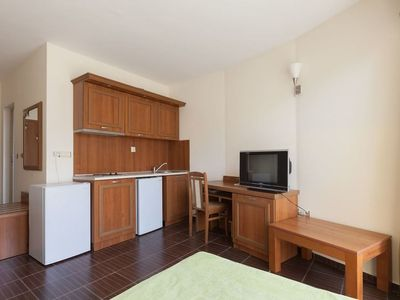 Photo for One Bedroom Apartment with Large Balcony