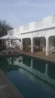 Photo for VILLA SEASIDE WITH SWIMMING POOL WIFI AIR CONDITIONING