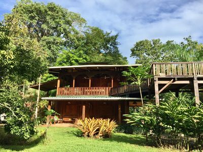 Photo for Heliconia Peaceful Beach and Garden Retreat House - House for 6 people in Cocles
