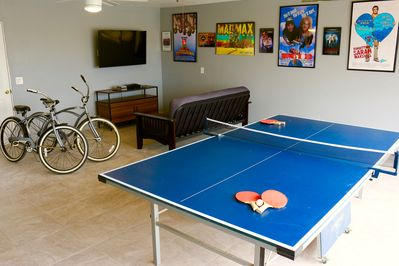 Our Game Room - Ping Pong, PS3