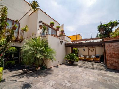 Photo for BEAUTIFUL HOUSE IN COYOACAN