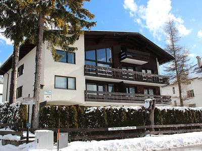 Photo for Apartment in the center of Seefeld with Parking, Internet, Washing machine, Terrace (31627)