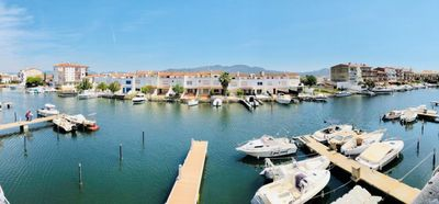 Photo for PORT EMPORDA 28-1-A - MAGNIFICENT CHANNEL VIEW