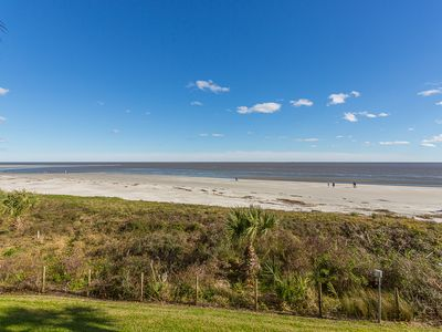 Photo for King & Price Resort Oceanfront Beachfront Condo- Close as It Gets to the Beach!!