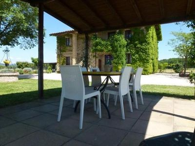 Photo for Holiday apartment Torgiano for 6 - 8 persons with 3 bedrooms - Farmhouse