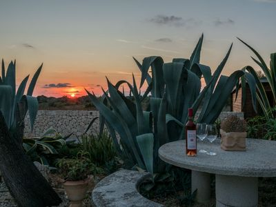 Photo for Holidays with friends, Finca El Pavo Apartment Randa