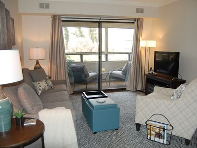 Photo for You will love the convenience of being a short walk/drive to downtown