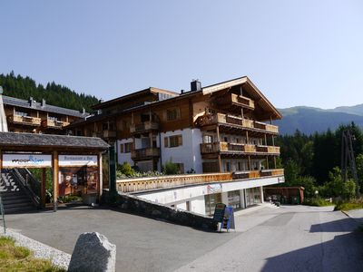 Photo for In Winter Ski In Ski Out In Summer Hiking paradise, perfect apartment for 2