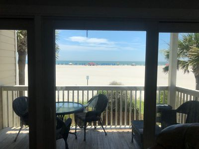 Photo for Beachfront Seagrove Retreat in Wild Dunes- New Dates Open