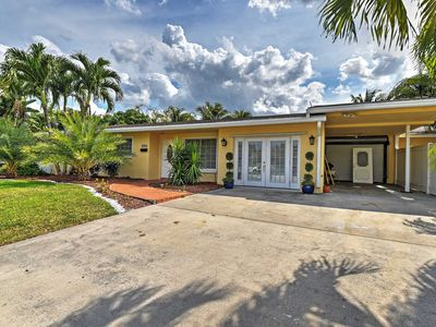 Photo for Fort Lauderdale House w/ Pool & Fishing Dock!