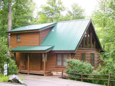 Photo for Black Bear Cabin In Gatlinburg-Family Vacations/Romantic Getaway! Owner Operated