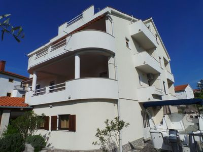 Photo for 1BR Apartment Vacation Rental in Krk, Kvarner Bucht