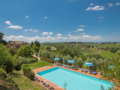 Photo for 2BR Apartment Vacation Rental in Volterra, Provincia di Pisa