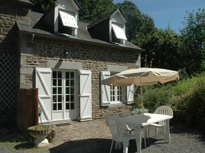 Photo for Cottage in the countryside near Mont Saint-Michel