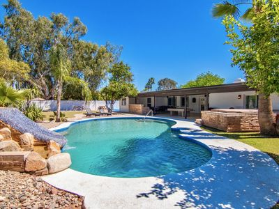 Photo for Flexible Floorplan - Large Private Backyard - Great for Families & Golfers