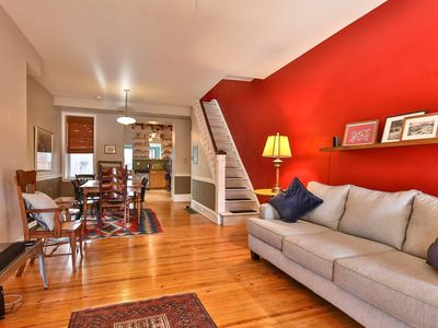 Photo for ⭐️Art Museum Location⭐️ Spacious 3 Bedroom