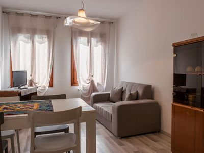 Photo for Apartment in the center of Venice with Internet, Air conditioning, Washing machine (495274)