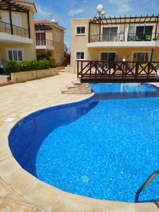 Photo for GREAT CENTRAL, MODERN APARTMENT WITH POOL, PAPHOS, CYPRUS