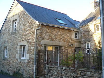 Photo for Lovely stone house in the heart of Baden, by the Gulf of Morbihan