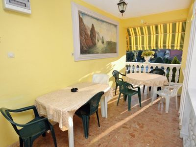 Photo for Four bedroom apartment with terrace Bibinje, Zadar (A-681-a)