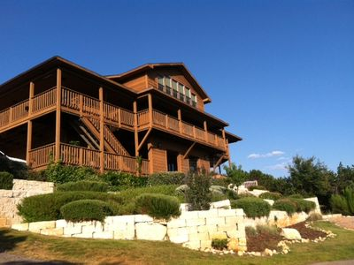 Photo for Hill Country Views Near The Cowboy Capital Of The World