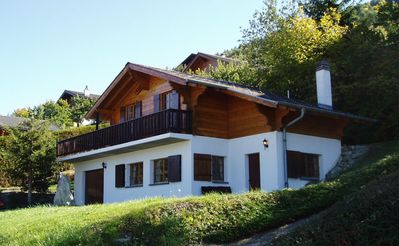 Photo for Private chalet for holidays in sunny dream location but at German prices.