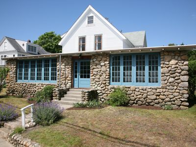 Photo for Spacious, convenient house within walking distance of beach, ferry, town