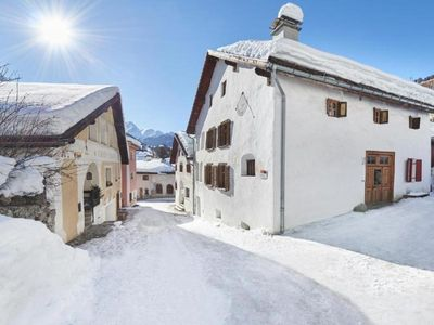 Photo for Holiday apartment Scuol for 5 persons with 3 bedrooms - Holiday house