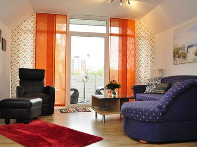 Photo for Beautiful, friendly apartment, centrally located, a few minutes'