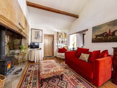 Photo for Cosy cotttage is a perfect retreat for couples looking to enjoy a relaxing break