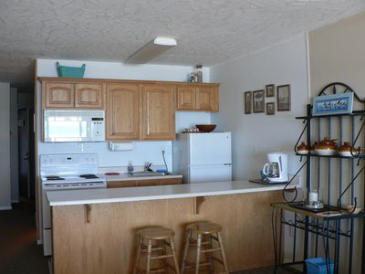 Photo for Sea Gypsy Spacious Condo with Spectacular Oceanfront view. Right on the Beach!