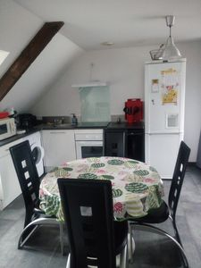 Photo for *** Quiet and bright 2 steps from the beaches and shops - 2/4 people WiFi