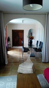 Photo for Sete rental house with garden at the foot of Mont St Clair