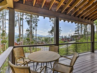 Photo for Winter Park Home w/ Mtn Views & Private Hot Tub!