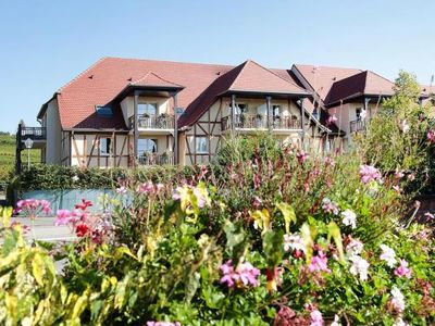 Photo for Residence Le Domaine des Rois, Bergheim  in Haut - Rhin - 4 persons, 1 bedroom