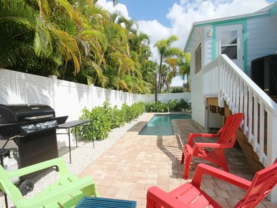 Photo for 231 Pearl- Island Home Steps from the Beach