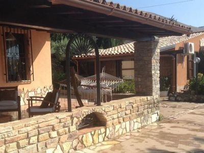 Photo for Vacation home Nicole + Dependance in Castellammare del Golfo - 7 persons, 4 bedrooms