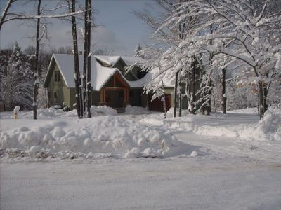 Winter day at Boyne Mountain-this home is equipped with everything you need