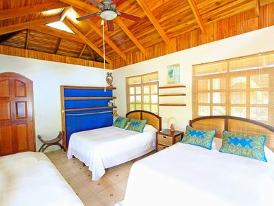 Photo for Close to beach, well established Beautiful Private Bungalow Pacifico OR Sereno