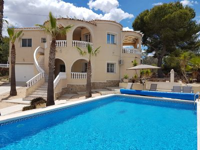 Photo for New To The Market, this is Spanish Heaven. An amazing Villa in Alicante.