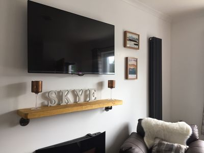 Photo for New - Central Portree Sleeps 4