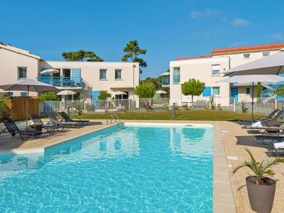 Photo for Residence Les Carrelets, St. Palais-sur-Mer  in Charente Maritime - 4 persons, 1 bedroom