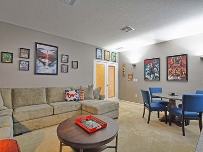 Photo for BRAND NEW UNIT, LARGE FAMILY HOME, LAKE VIEW, GAME ROOM, FREE WIFI !!!