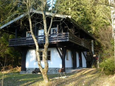 Photo for Historic holiday home in the middle of the Bavarian Forest