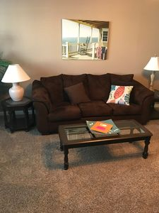 Photo for Pool View Updated 2 bed Compass Pointe  Fall Special Rent 2/Get 3rd Night Free