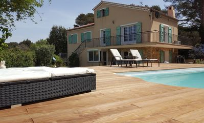 Photo for 5BR Villa Vacation Rental in Six-Fours-les-Plages, Provence-Alpes-Côte d'Azur
