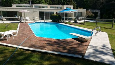 20 x 40 in ground pool
