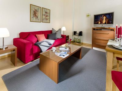 Photo for 2-rooms apartment. 32RB5 - Villa Aesculap promotional price 7 = 6 auxiliary and Off season